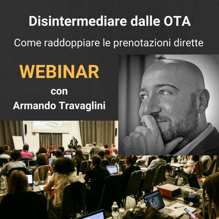 Webinar Disintermediare dalle OTA (Registrazione)